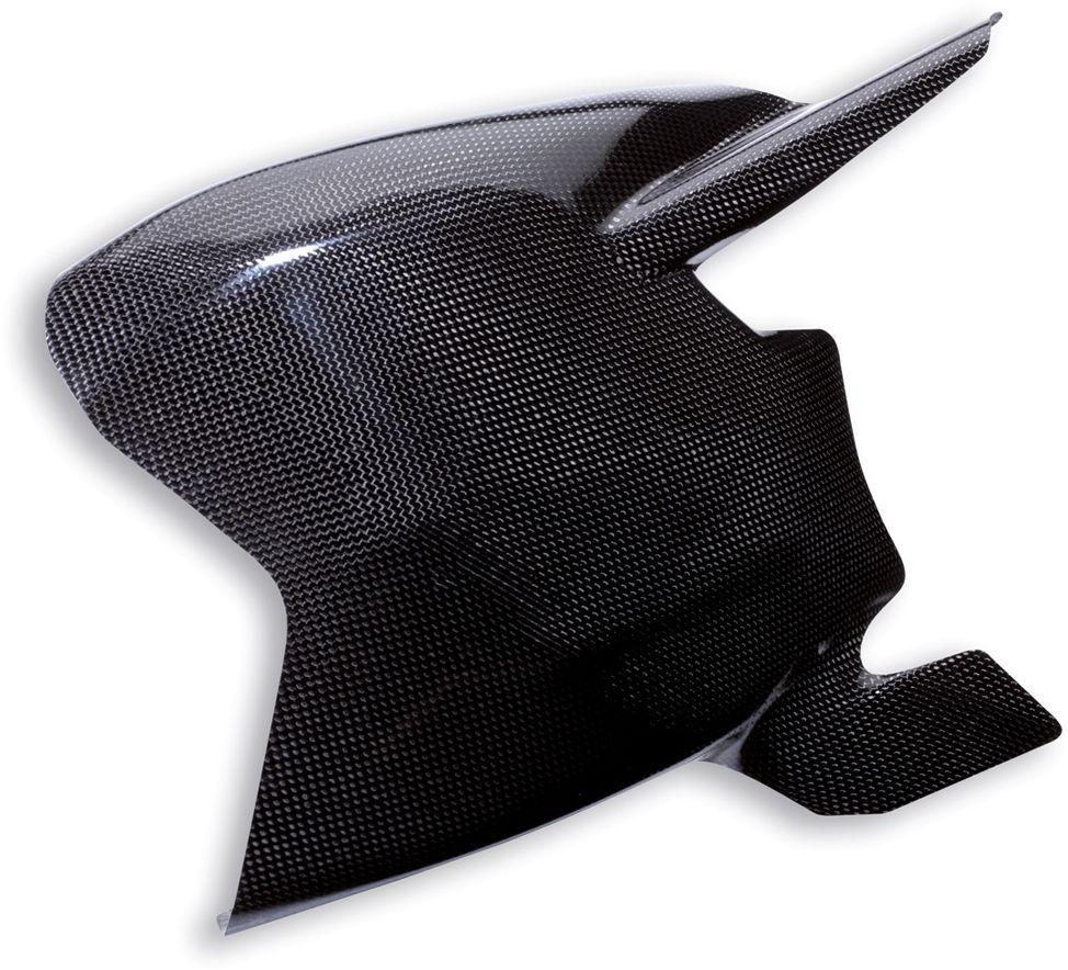 【DUCATI performance】碳纖維後搖臂護蓋 - 「Webike-摩托百貨」