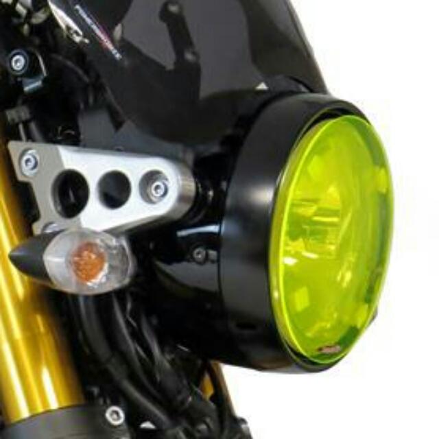 【ODAX】POWER BRONZE 頭燈燈殼護蓋 - 「Webike-摩托百貨」