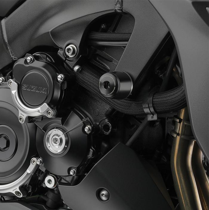 【RIZOMA】B-PRO 引擎保護滑塊 (防倒球) - 「Webike-摩托百貨」