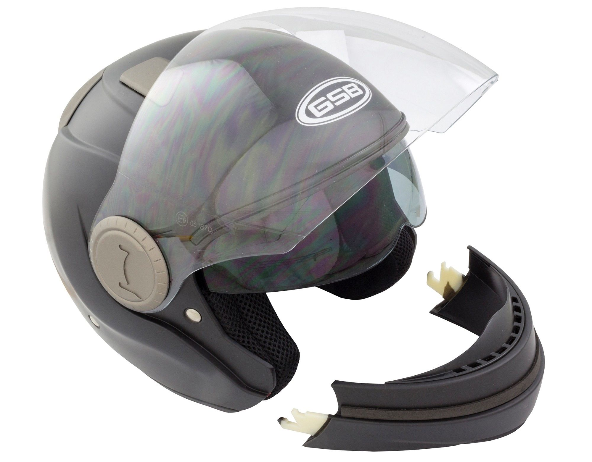 【GSB】G-246 Dual Street 全罩式安全帽 - 「Webike-摩托百貨」