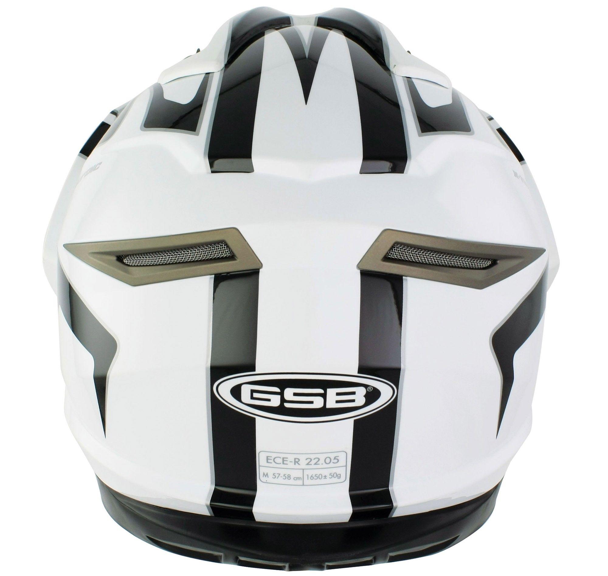 【GSB】XP-14A Adventure Dual Sport 越野安全帽 - 「Webike-摩托百貨」