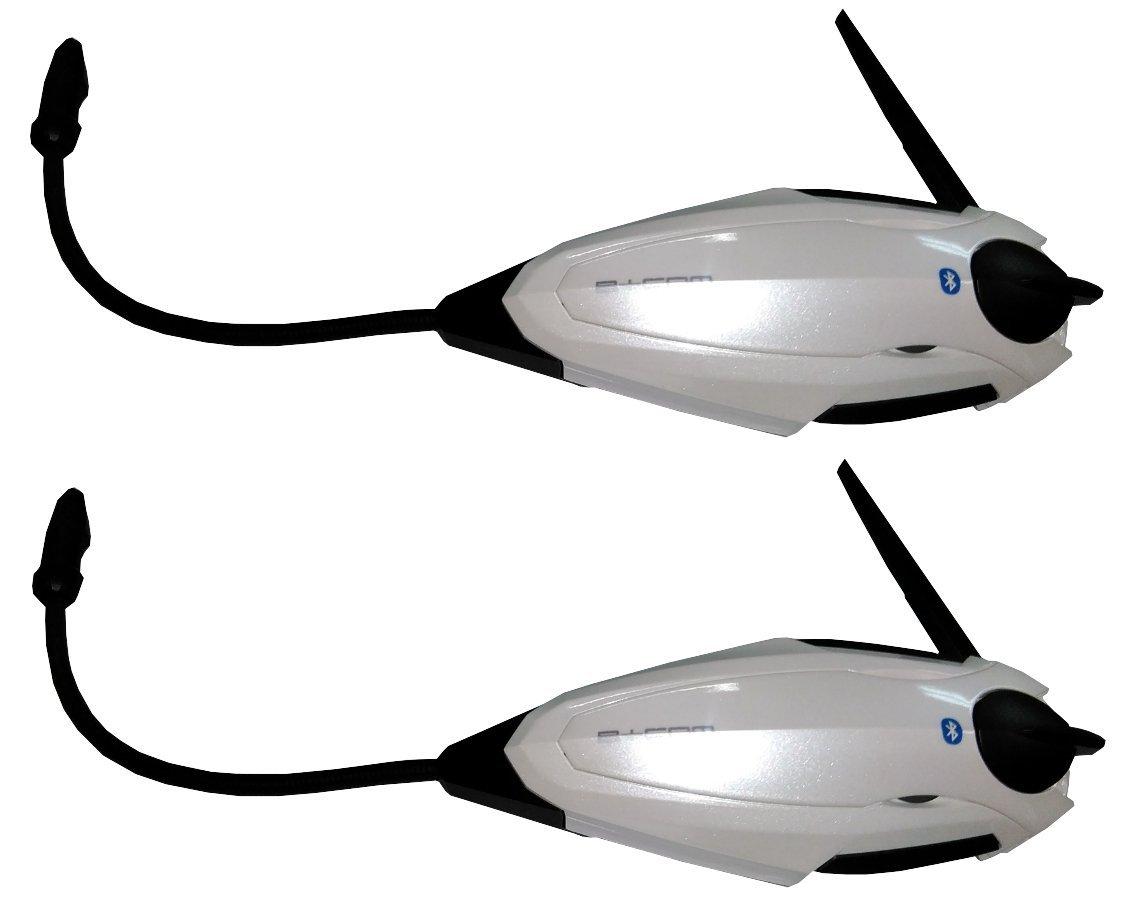 Bluetooth Income B + COM SB6X Pair Unit White Edition