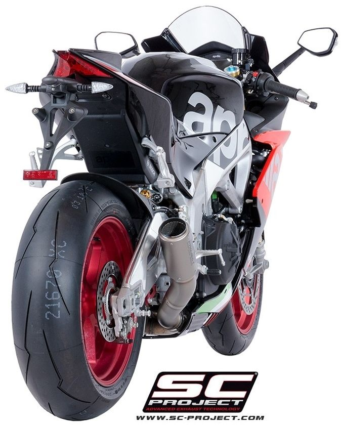 【SC-PROJECT】CR-T Slip-on 排氣管尾段 (低位款) - 「Webike-摩托百貨」