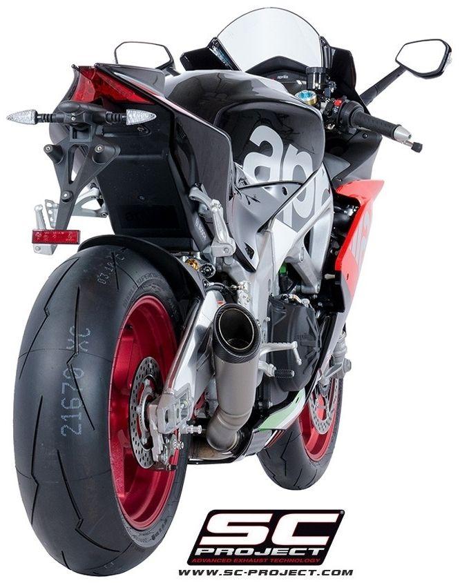 【SC-PROJECT】S1 Slip-on 排氣管尾段 - 「Webike-摩托百貨」