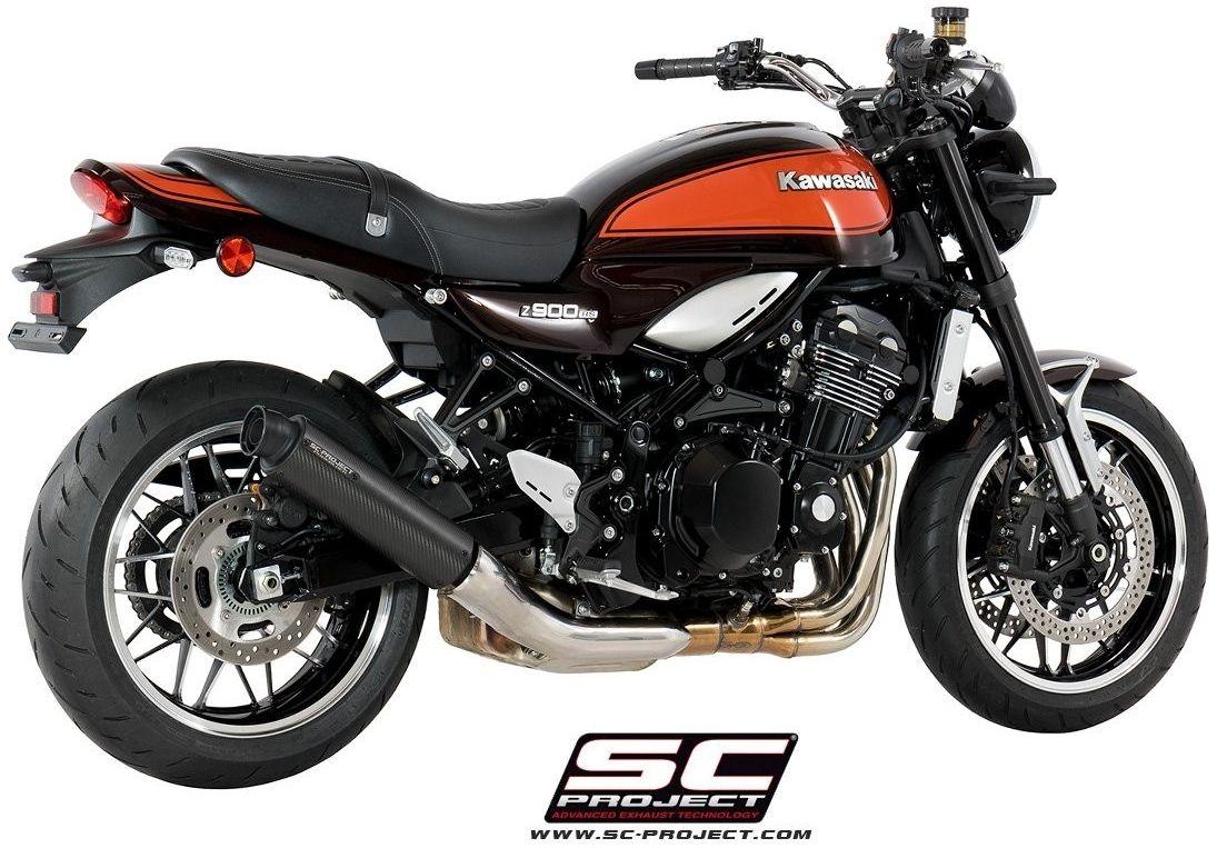 【SC-PROJECT】GP 純黑色排氣管尾段 - 「Webike-摩托百貨」