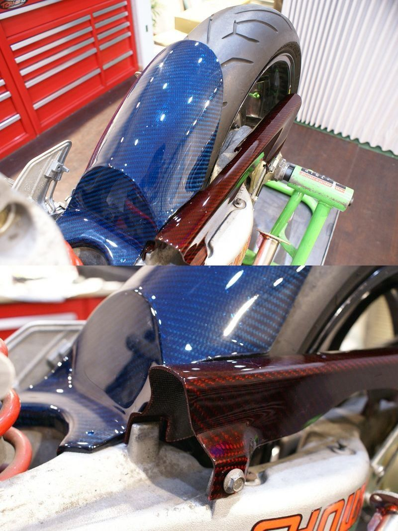 【T2 Racing】清漆塗裝鏈條護蓋 - 「Webike-摩托百貨」