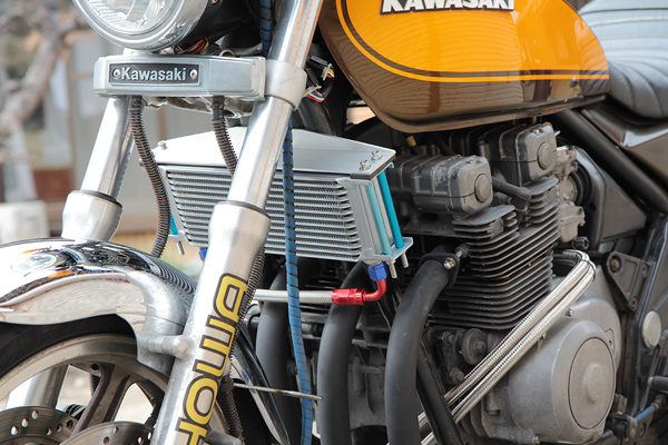 【CHERRY】側出型機油冷卻器 - 「Webike-摩托百貨」