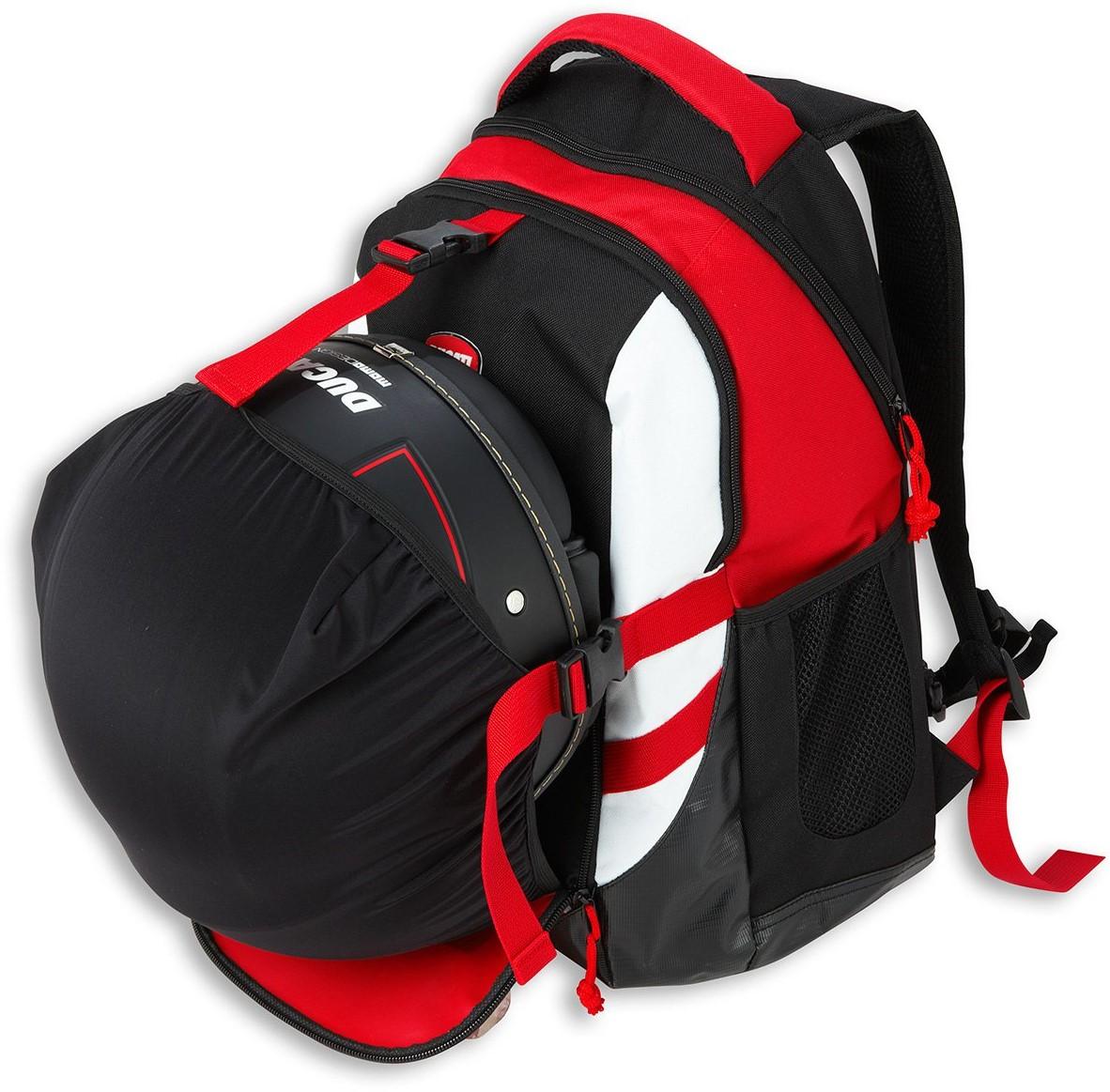 【DUCATI performance】Ducati Corse 後背包 - 「Webike-摩托百貨」