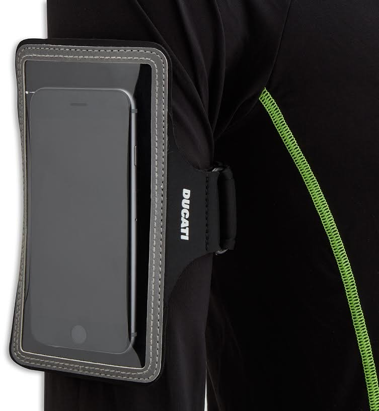 【DUCATI performance】智慧型手機手臂套 - 「Webike-摩托百貨」