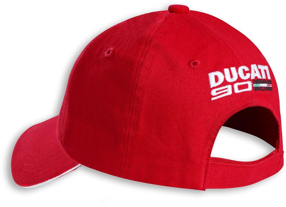 【DUCATI performance】Anniversary 帽子 - 「Webike-摩托百貨」