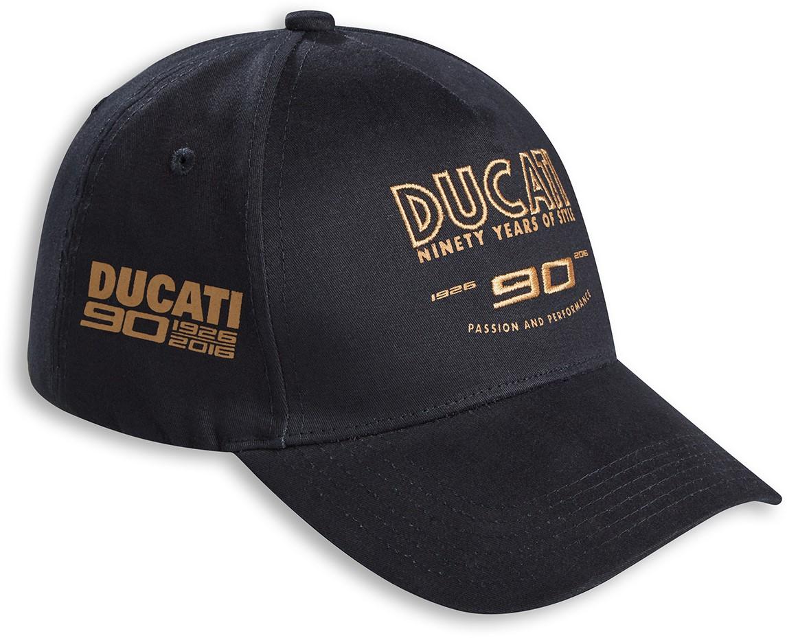 【DUCATI performance】Anniversary 特別版 帽子 - 「Webike-摩托百貨」