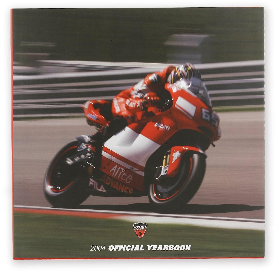 【DUCATI performance】Ducati 2004 年鑑 - 「Webike-摩托百貨」