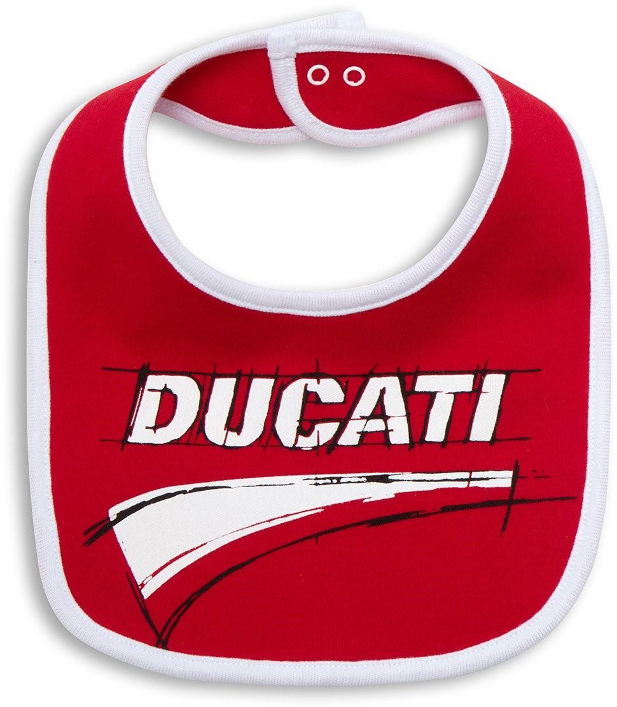 【DUCATI performance】DUCATI 嬰兒圍兜兜 (2件組) - 「Webike-摩托百貨」