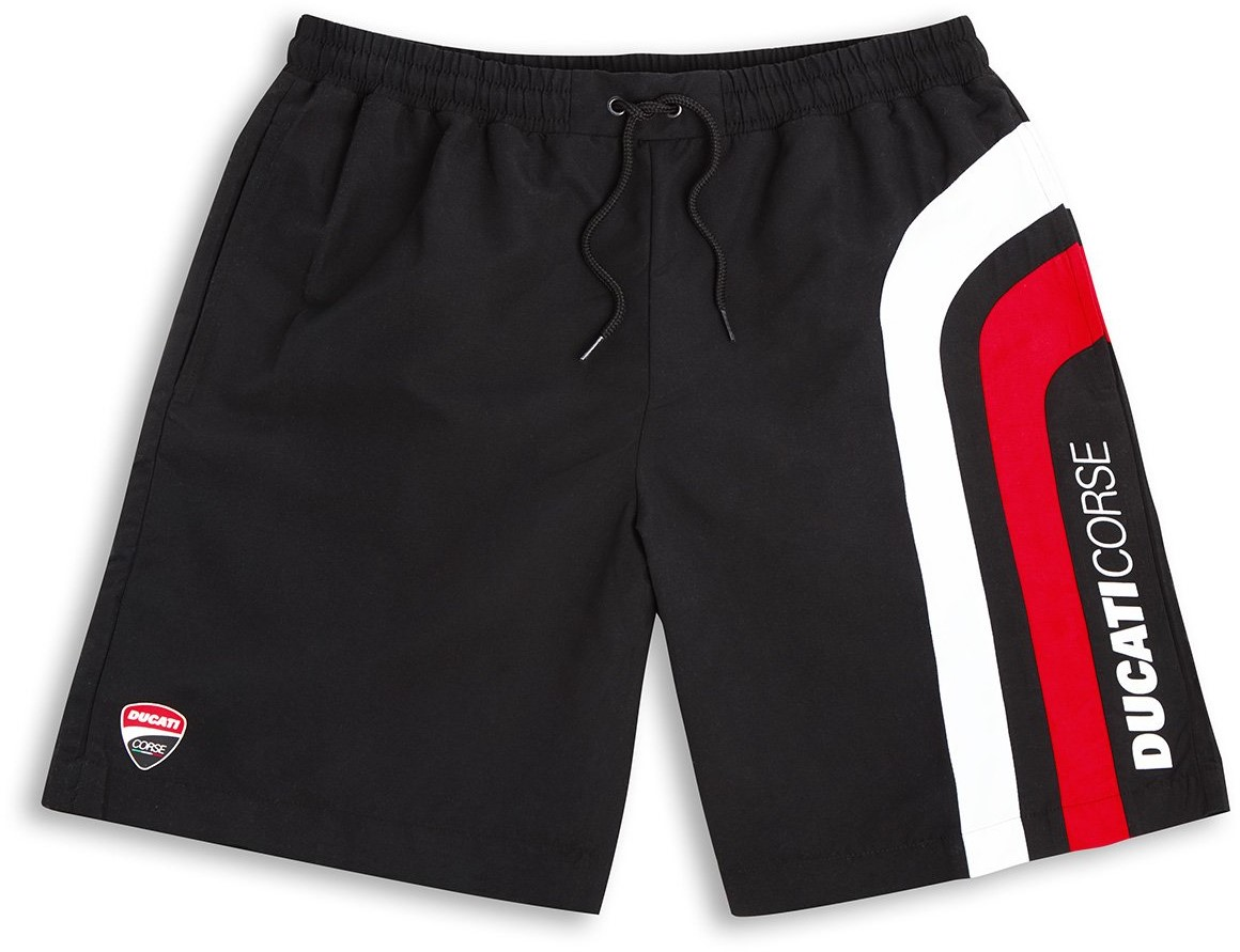 【DUCATI performance】Ducati Corse Speed 泳褲 - 「Webike-摩托百貨」
