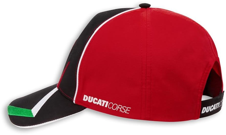 【DUCATI performance】Ducati Corse Speed 兒童帽子 - 「Webike-摩托百貨」