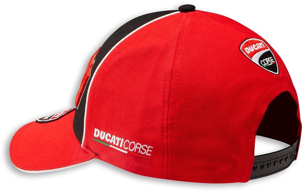 【DUCATI performance】D99 帽子 - 「Webike-摩托百貨」