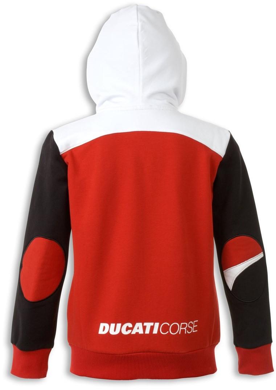 【DUCATI performance】DUCATI CORSE 13 4/6A 兒童運動衫 - 「Webike-摩托百貨」