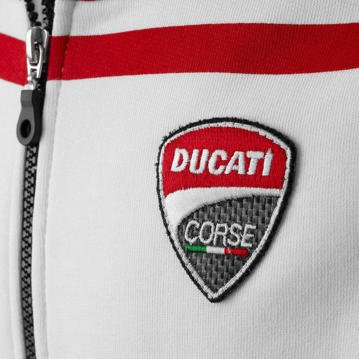 【DUCATI performance】Ducati Corse 連帽運動衫 - 「Webike-摩托百貨」