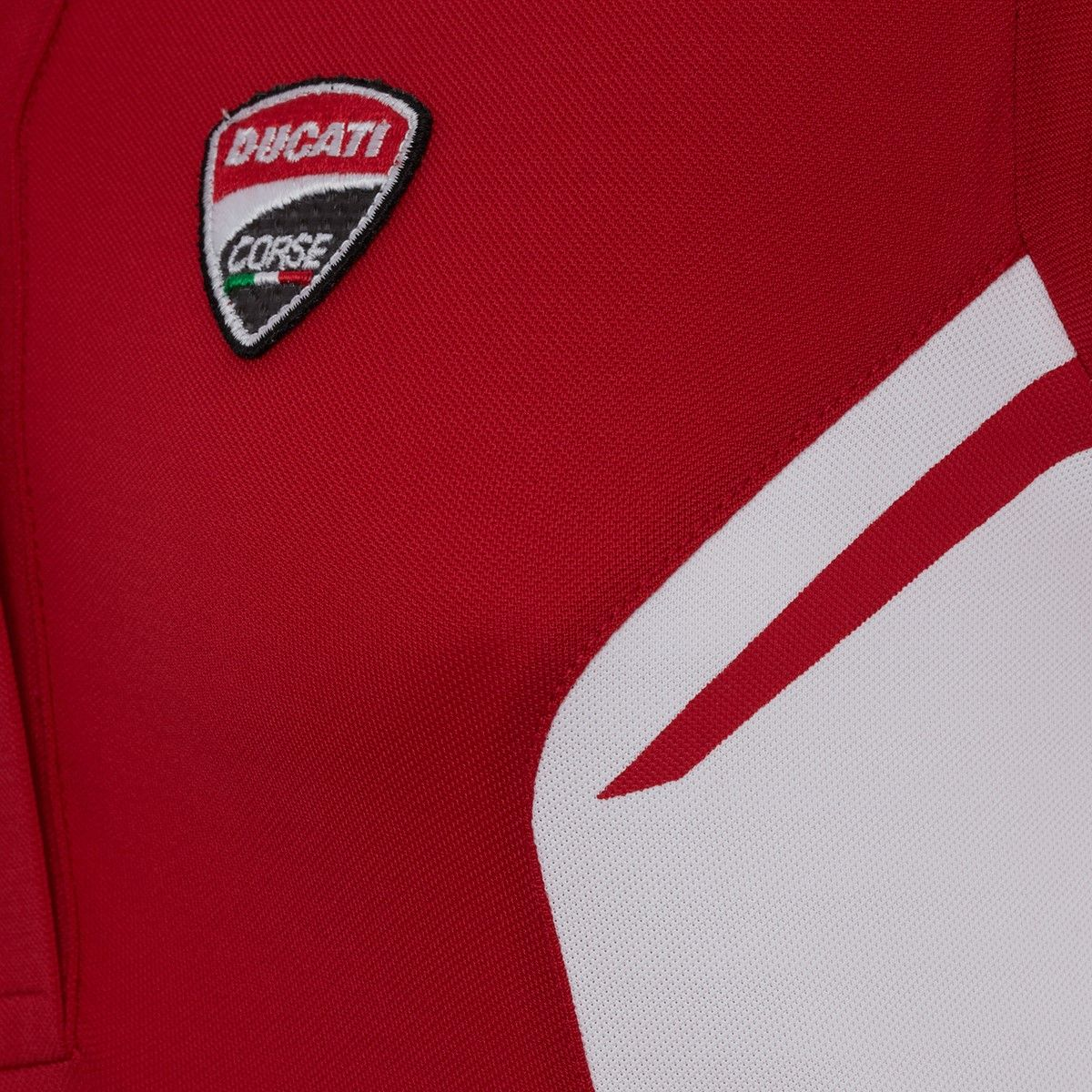 【DUCATI performance】Ducati Corse Polo衫 - 「Webike-摩托百貨」