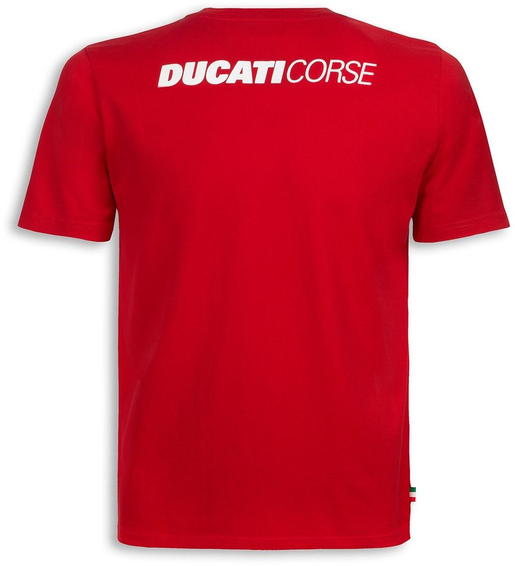 【DUCATI performance】Ducatiana Racing T恤 - 「Webike-摩托百貨」