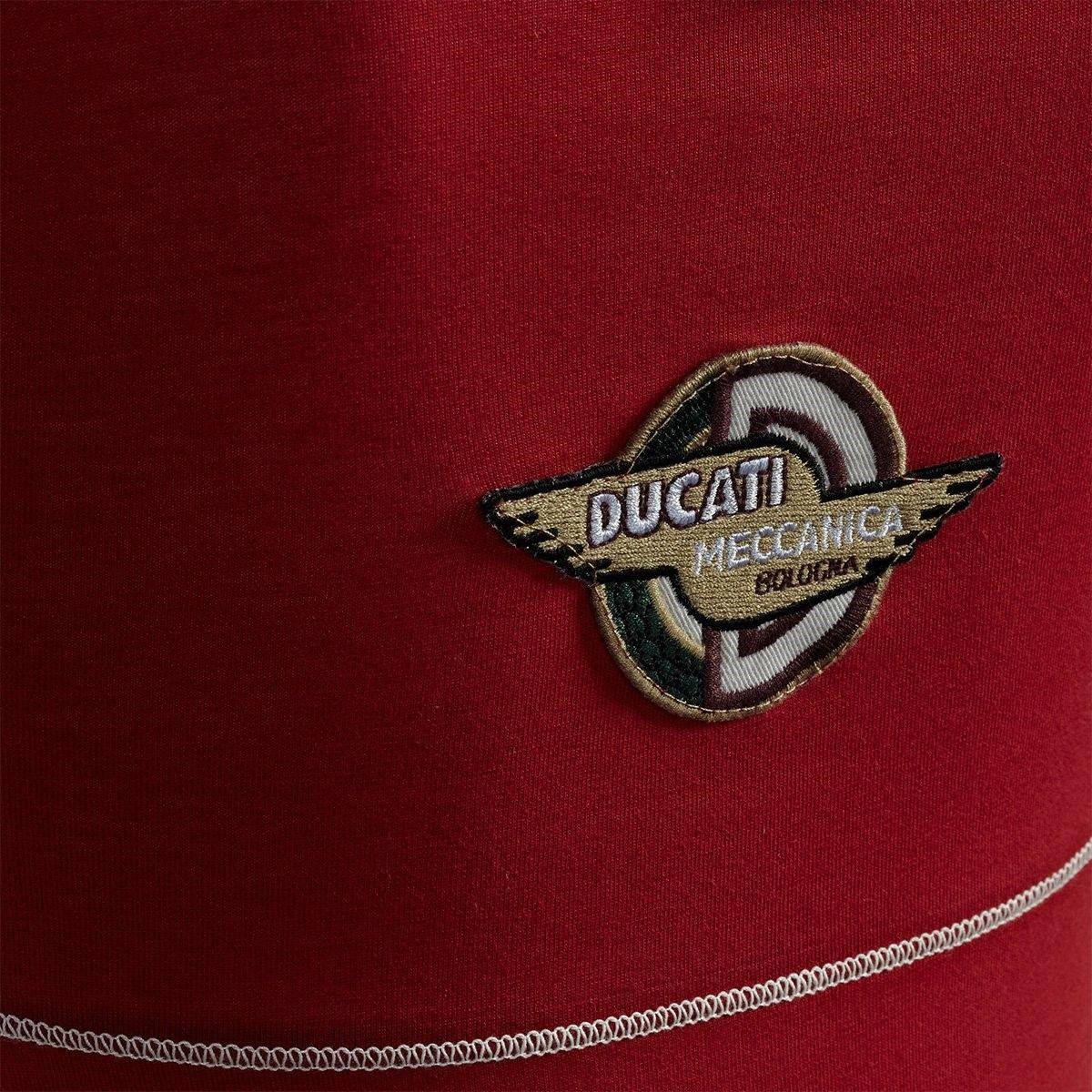 【DUCATI performance】Meccanica 女用背心 - 「Webike-摩托百貨」