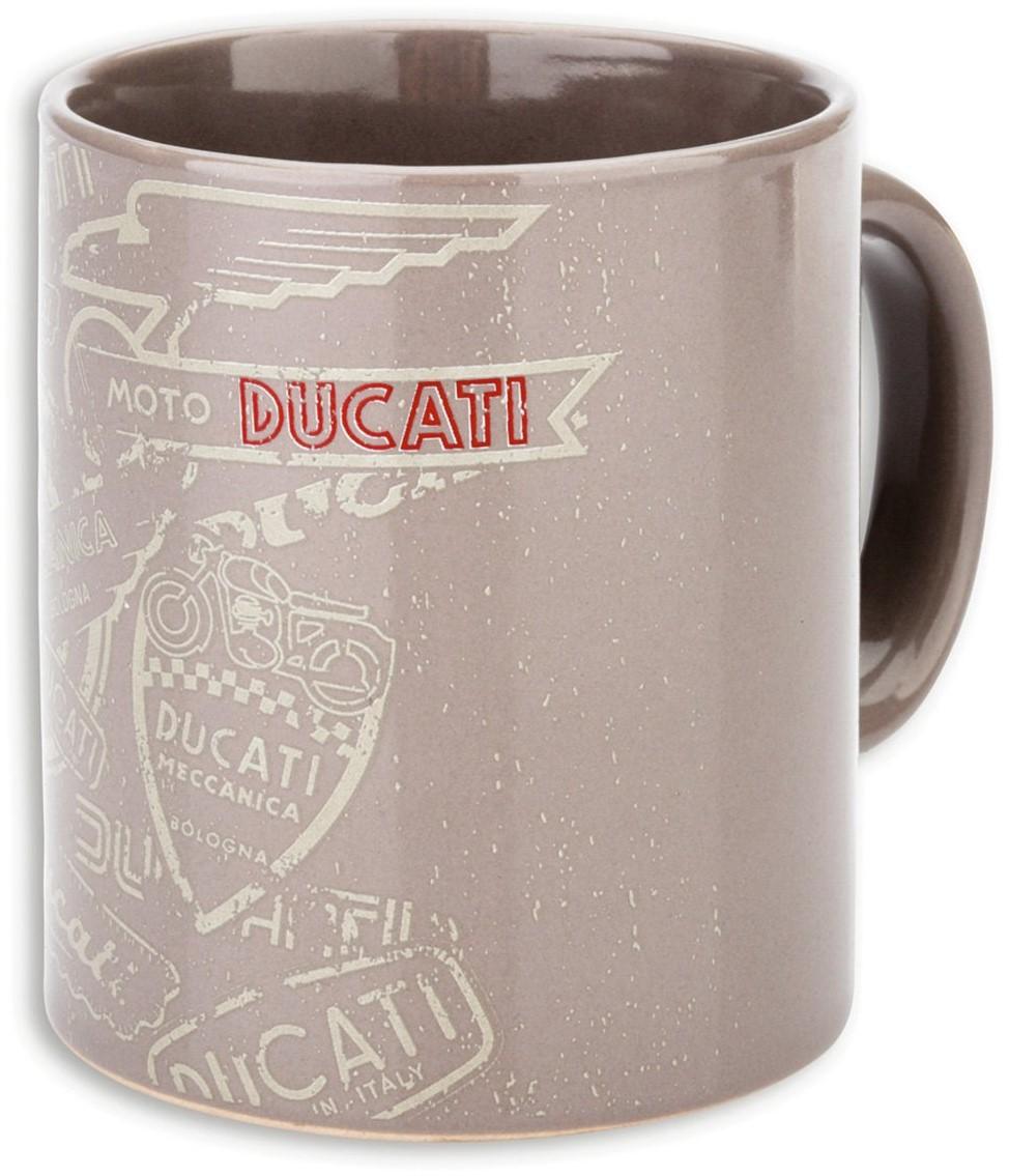 【DUCATI performance】Historical 馬克杯 - 「Webike-摩托百貨」