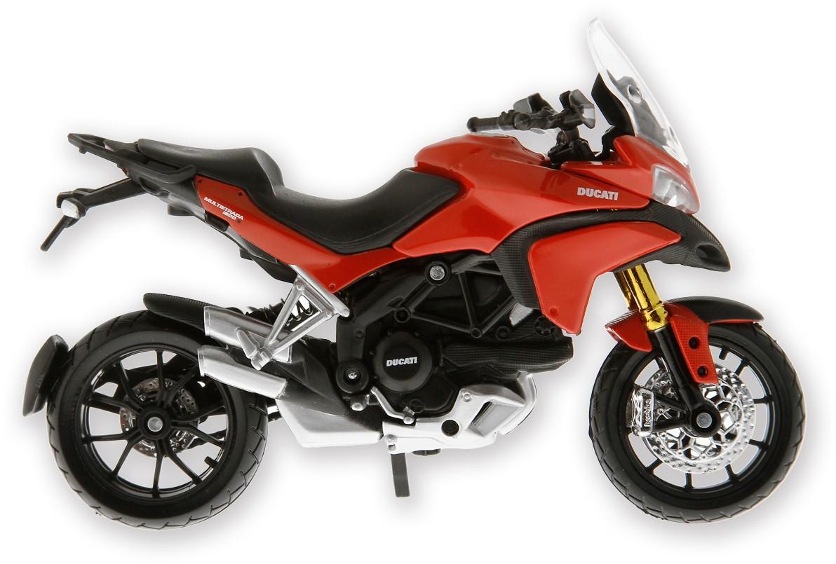 【DUCATI performance】Multistrada 1200 模型車 (1:18) - 「Webike-摩托百貨」