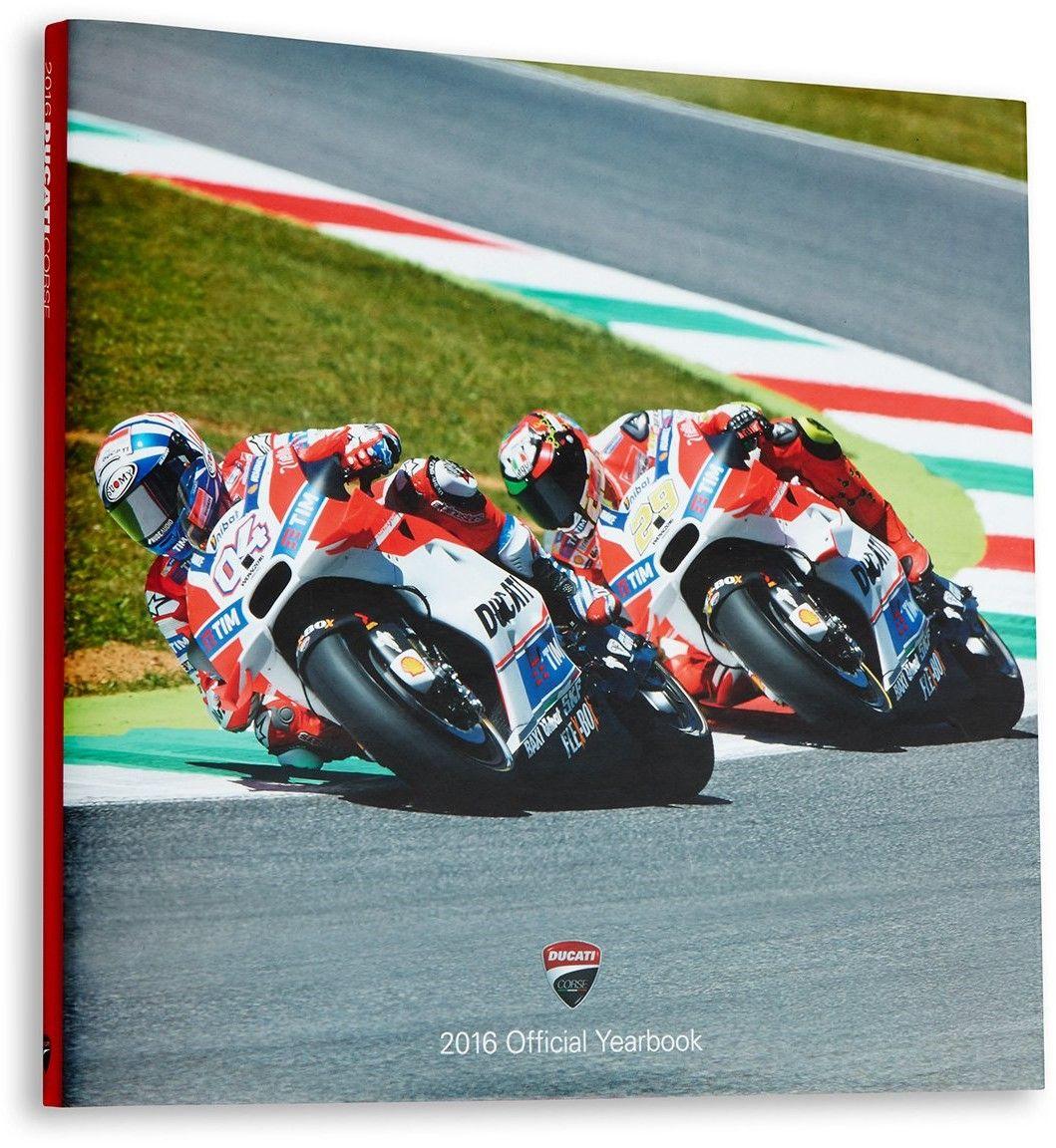 【DUCATI performance】2016 Ducati Corse 書籍 - 「Webike-摩托百貨」
