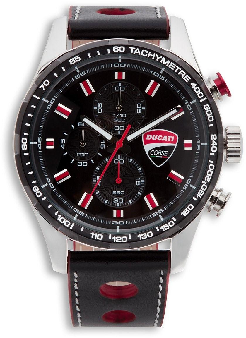 【DUCATI performance】Ducati Corse Evolution 石英手錶 - 「Webike-摩托百貨」