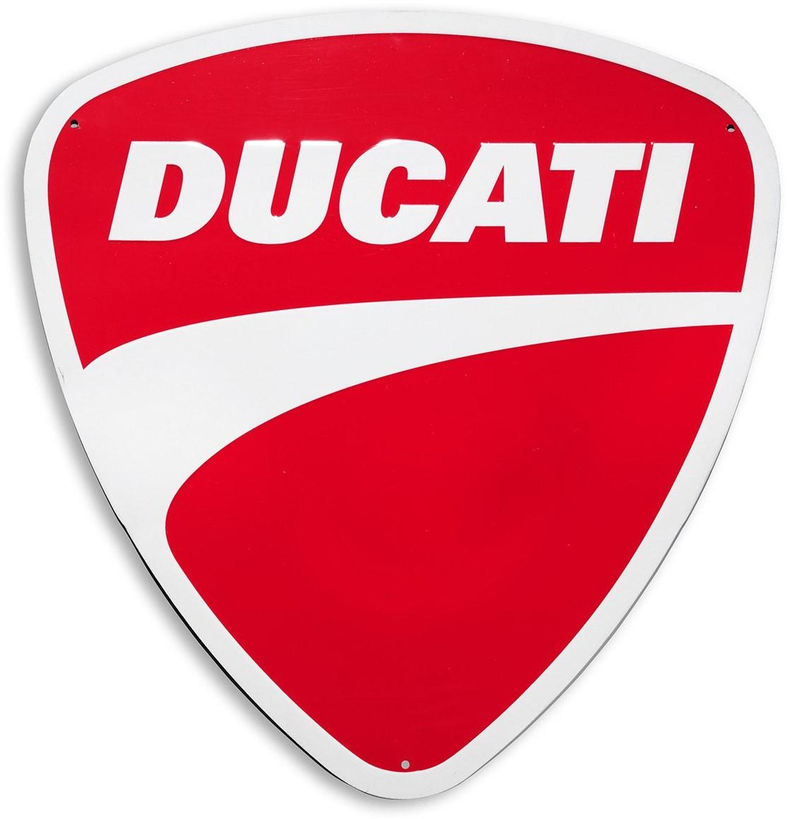 【DUCATI performance】Ducati 金屬徽章 - 「Webike-摩托百貨」