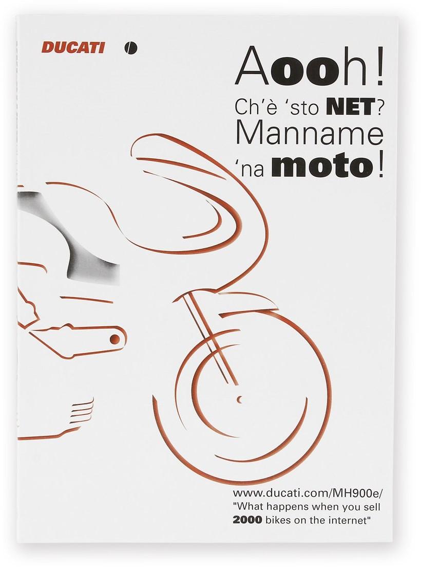 【DUCATI performance】MH900e 書籍 - 「Webike-摩托百貨」
