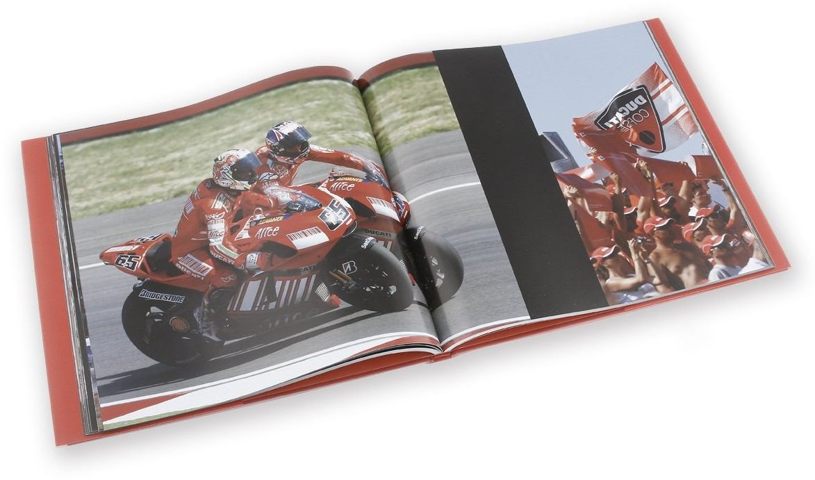 【DUCATI performance】Ducati 2007 年鑑 - 「Webike-摩托百貨」
