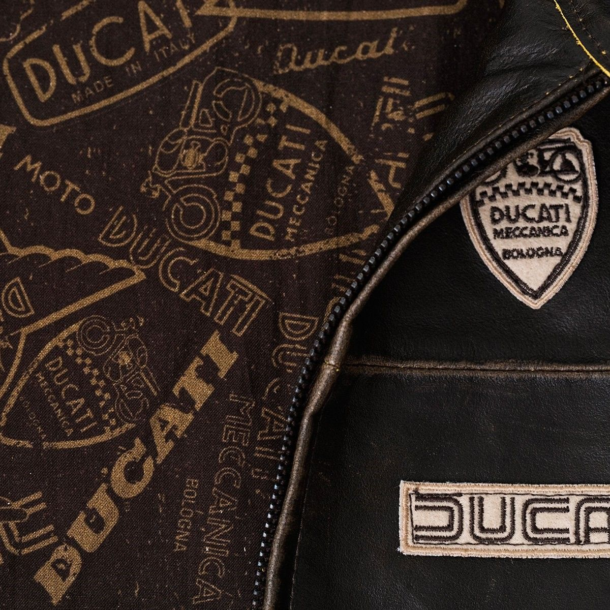 【DUCATI performance】HISTORICAL 13 NF XXXL夾克 - 「Webike-摩托百貨」