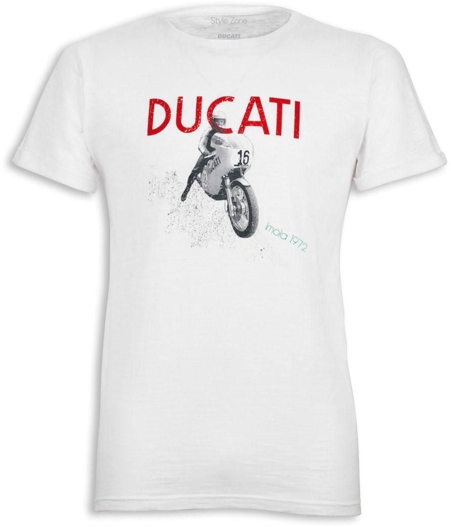 【DUCATI performance】Ducati Imola 72 T恤 - 「Webike-摩托百貨」