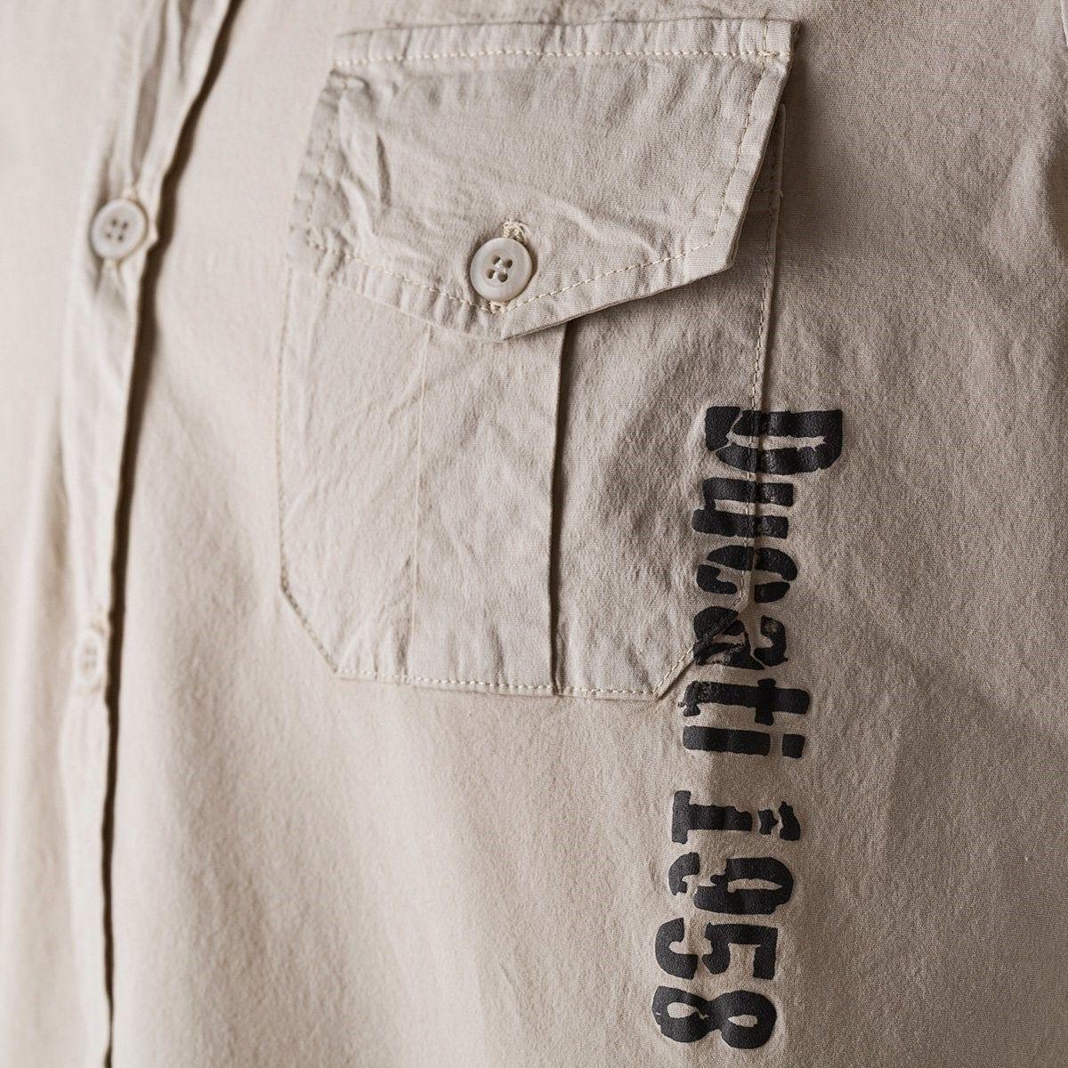 【DUCATI performance】復古襯衫 - 「Webike-摩托百貨」