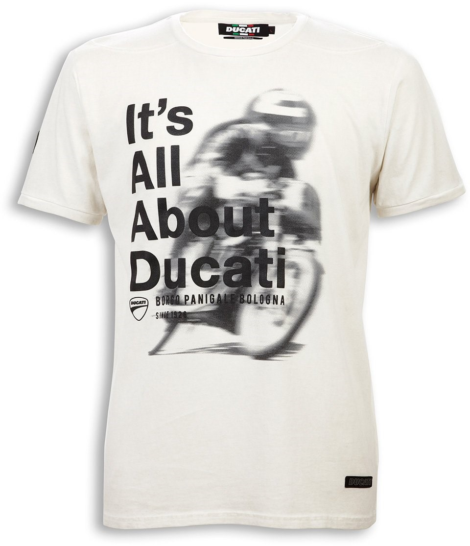 【DUCATI performance】Metropolitan Motorbike AW13 T恤 - 「Webike-摩托百貨」