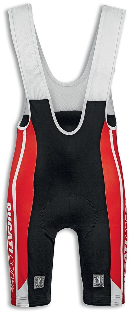 【DUCATI performance】Ducati Corse BK-1 自行車用短連身褲 - 「Webike-摩托百貨」