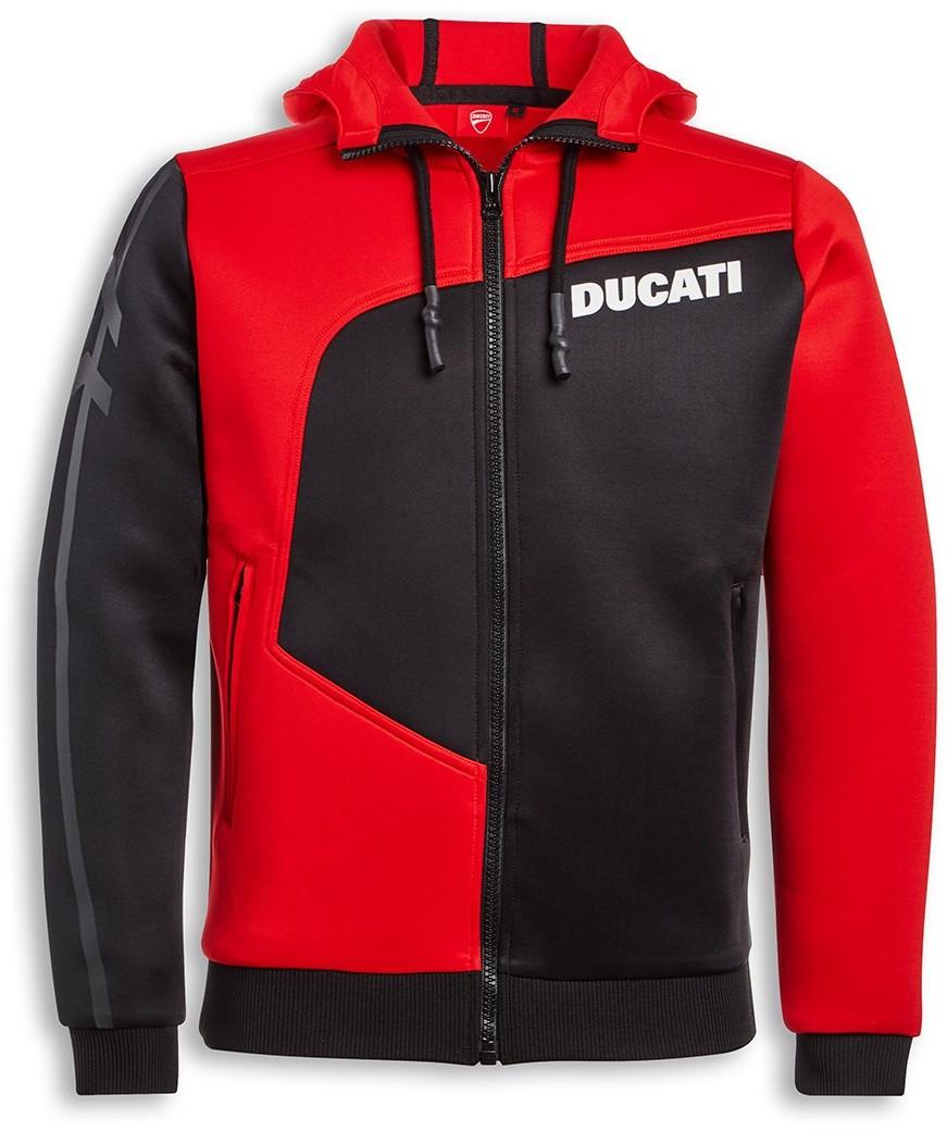 【DUCATI performance】Adventure 連帽發熱感運動衫 - 「Webike-摩托百貨」