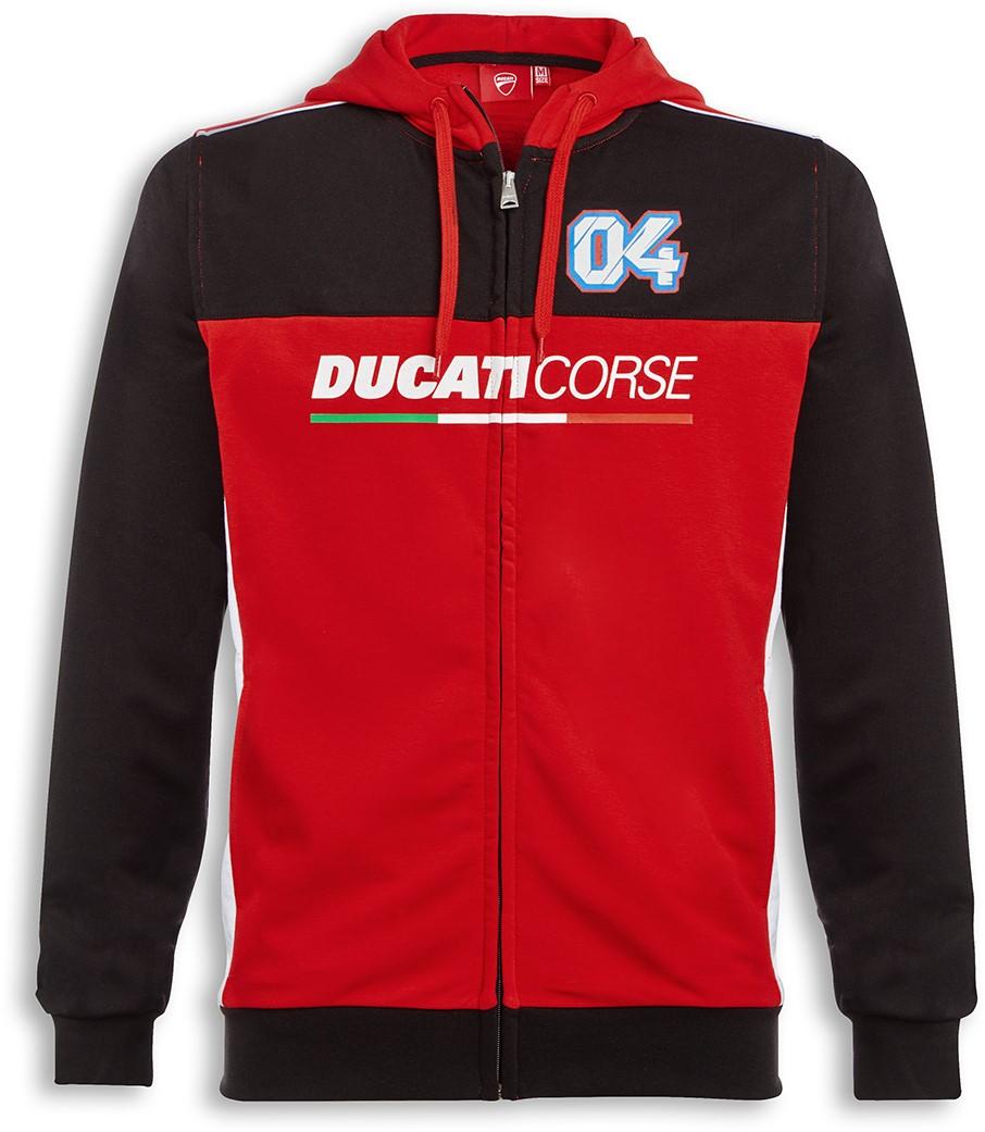 【DUCATI performance】D04 連帽運動衫 - 「Webike-摩托百貨」
