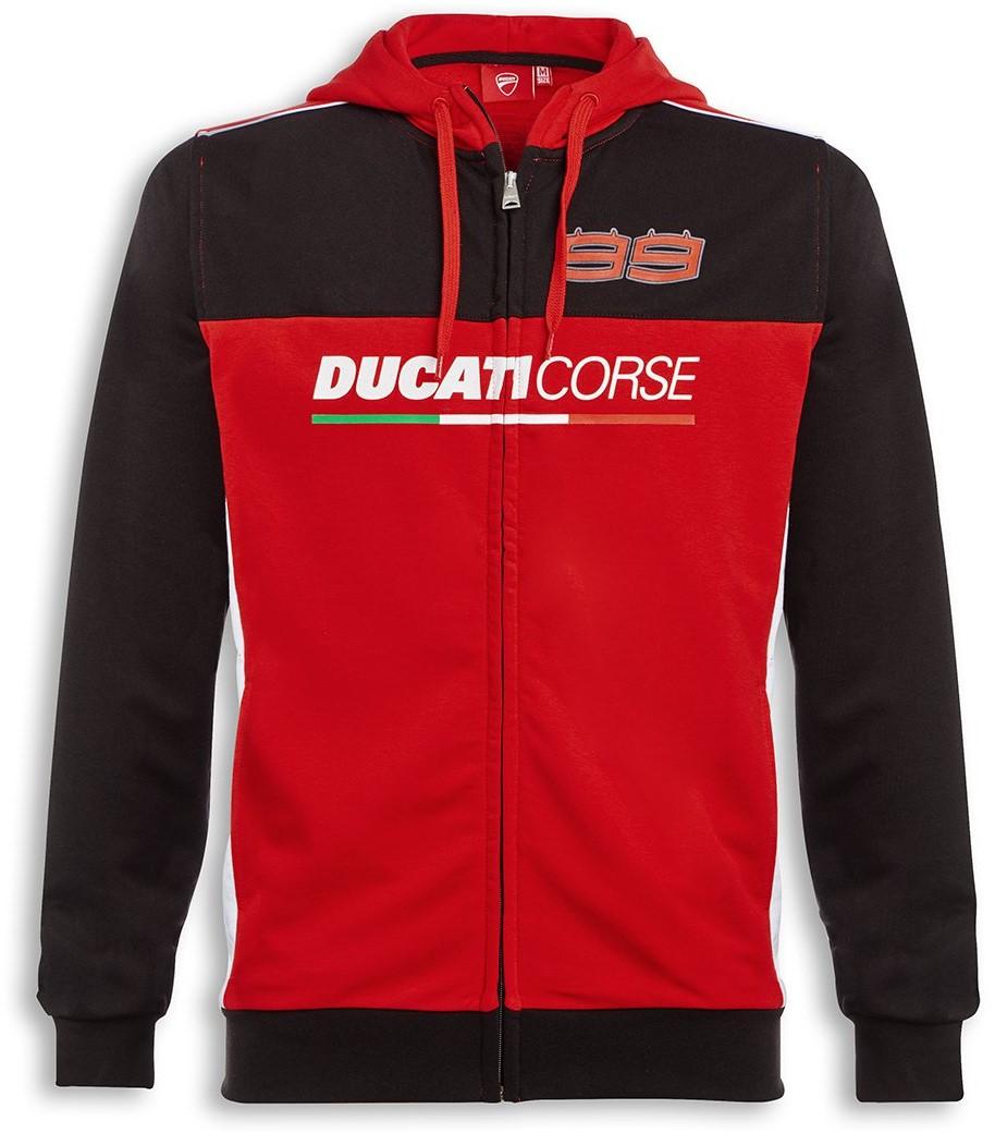 【DUCATI performance】D99 連帽運動衫 - 「Webike-摩托百貨」