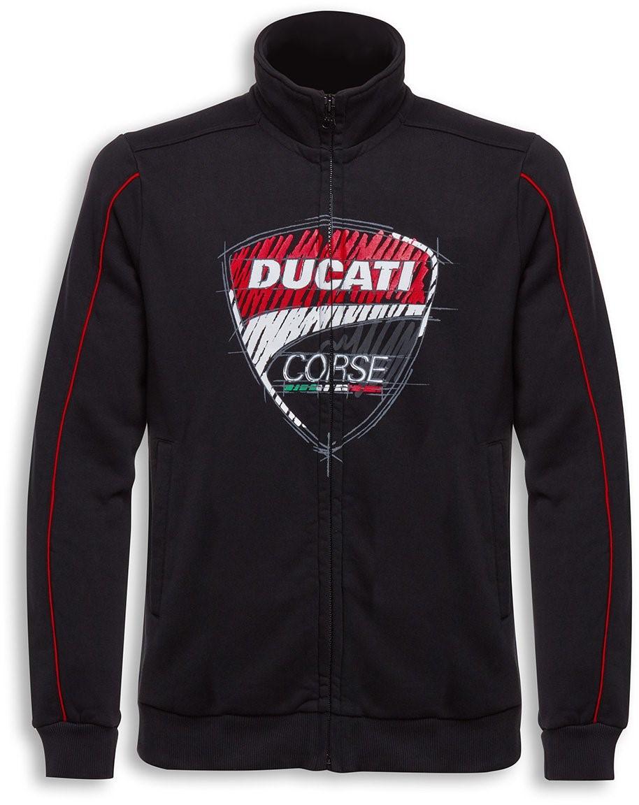 【DUCATI performance】DC Sketch 運動衫 - 「Webike-摩托百貨」