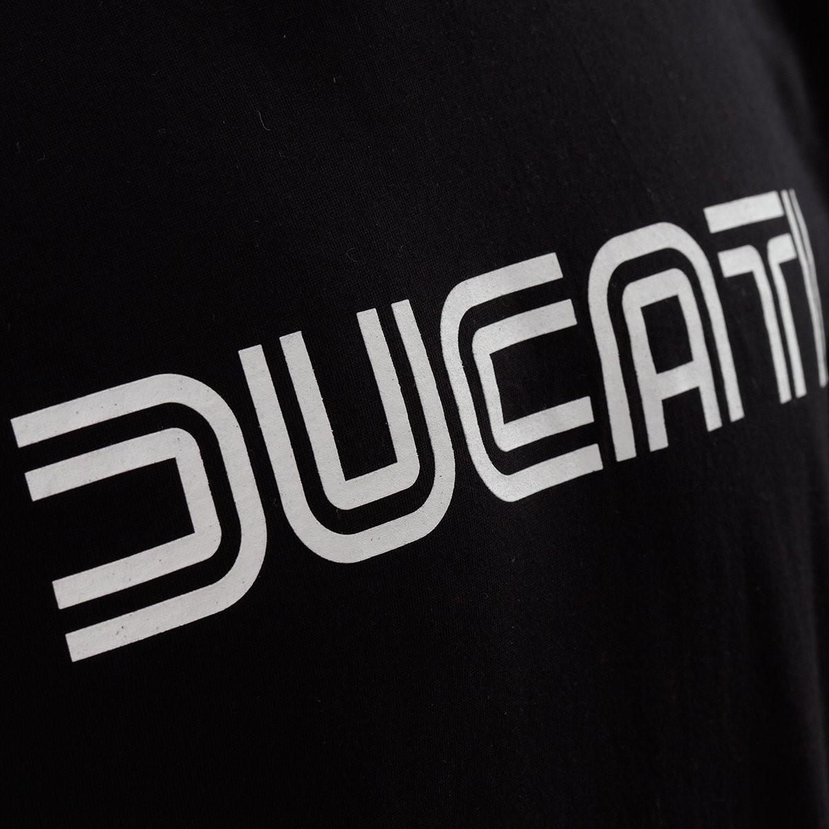 【DUCATI performance】Ducatiana 80s T恤 - 「Webike-摩托百貨」