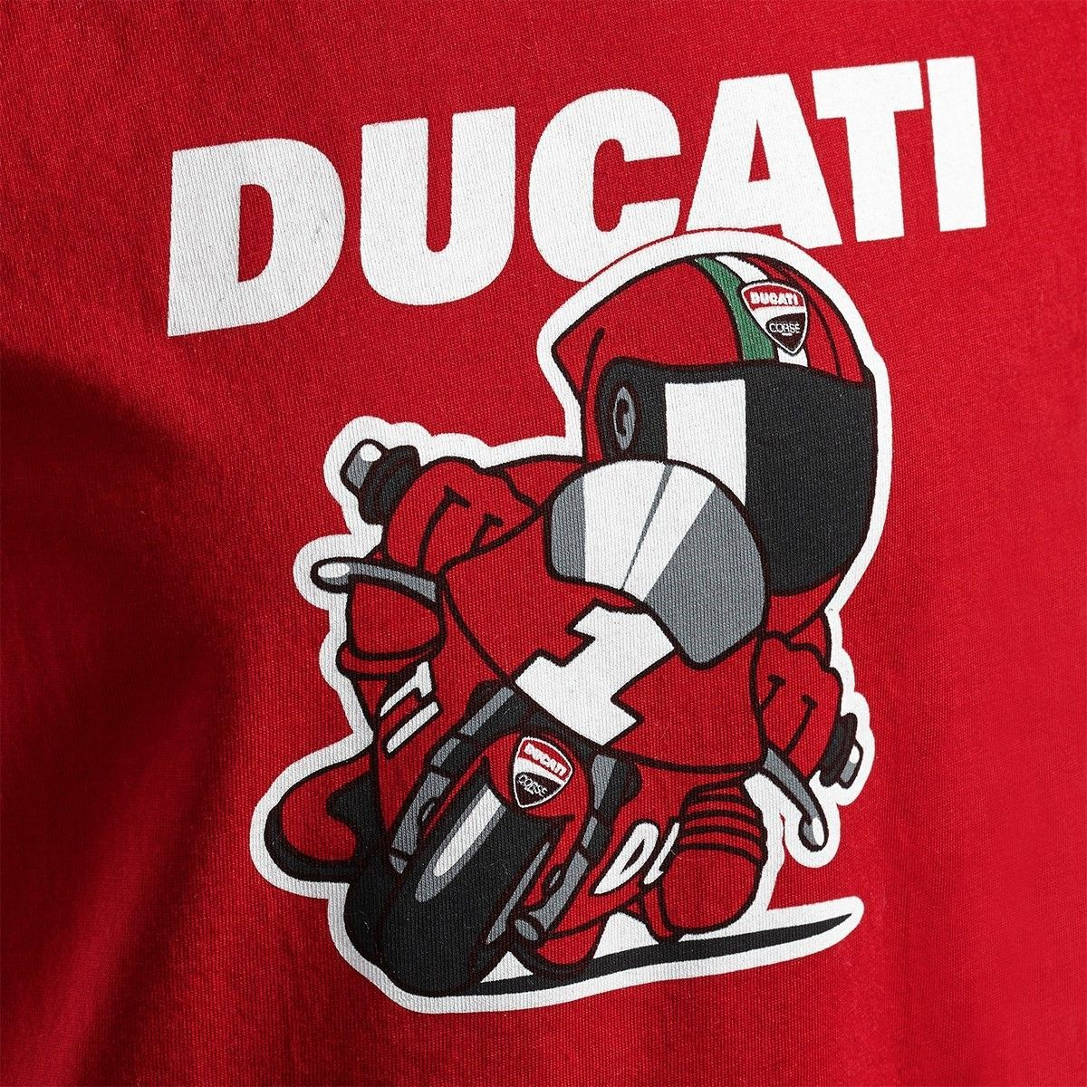 【DUCATI performance】Childrens Little Pilot T恤 - 「Webike-摩托百貨」