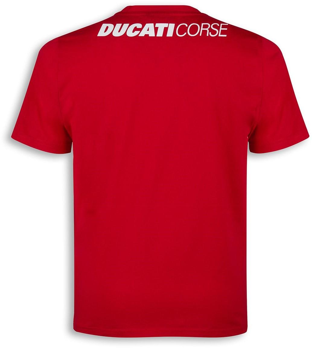【DUCATI performance】Sketch 紅色 T恤 - 「Webike-摩托百貨」