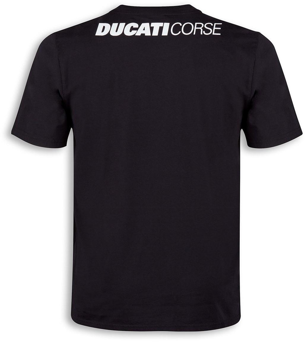 【DUCATI performance】Sketch 黑色 T恤 - 「Webike-摩托百貨」