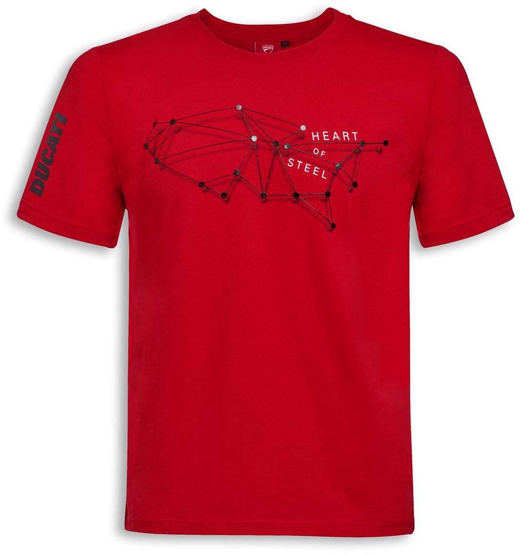 【DUCATI performance】Steel Heart T恤 - 「Webike-摩托百貨」