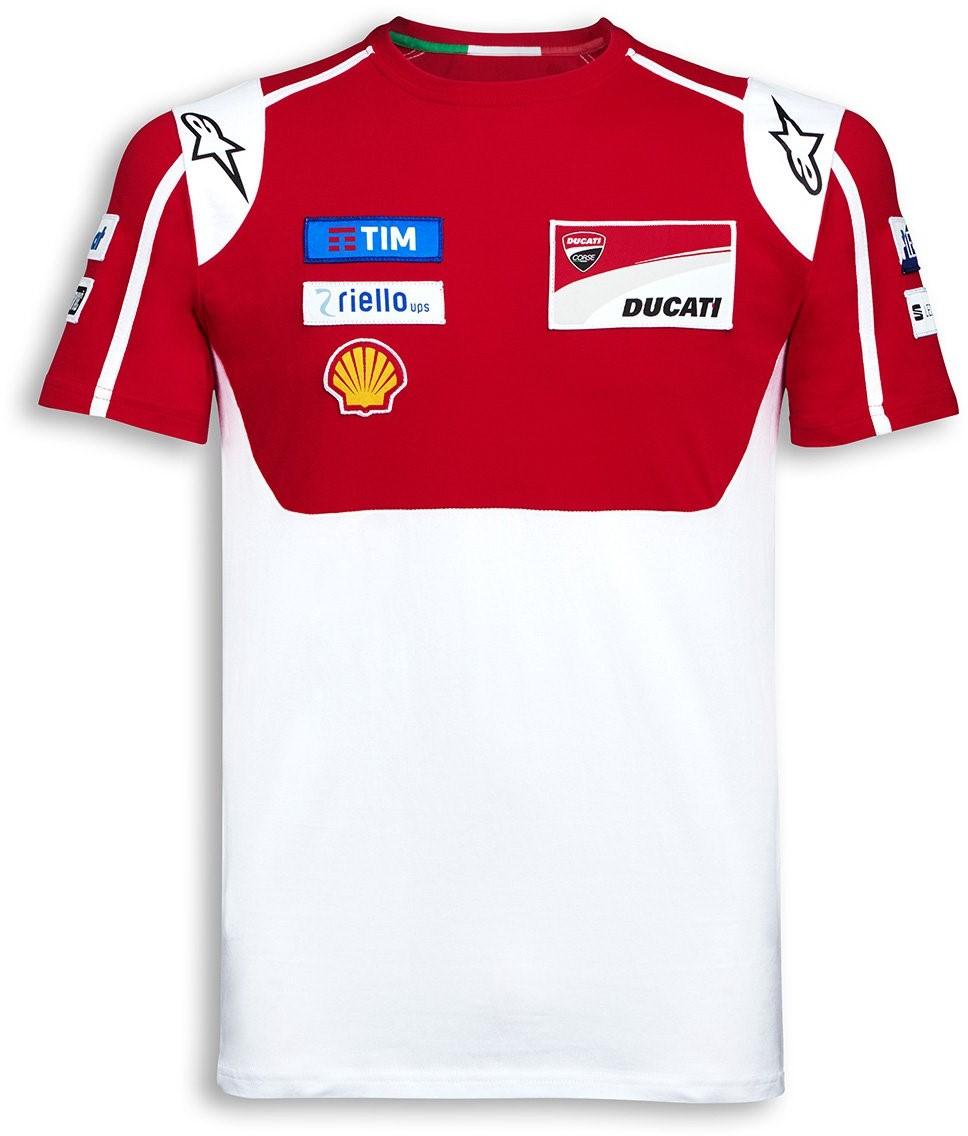 【DUCATI performance】GP17 T恤 - 「Webike-摩托百貨」
