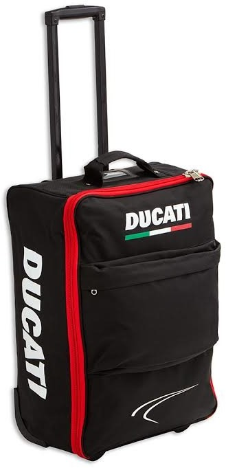 【DUCATI performance】Cabine 拉桿行箱箱 - 「Webike-摩托百貨」
