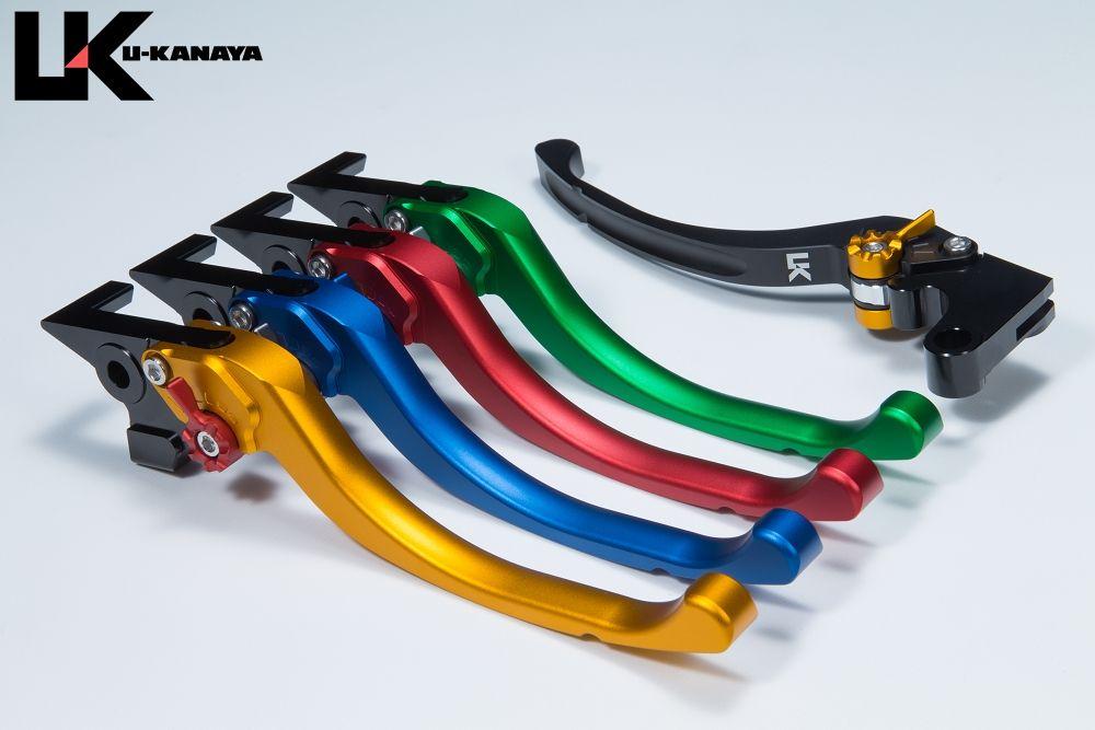 【U-KANAYA】鋁合金切削加工拉桿組 - 「Webike-摩托百貨」