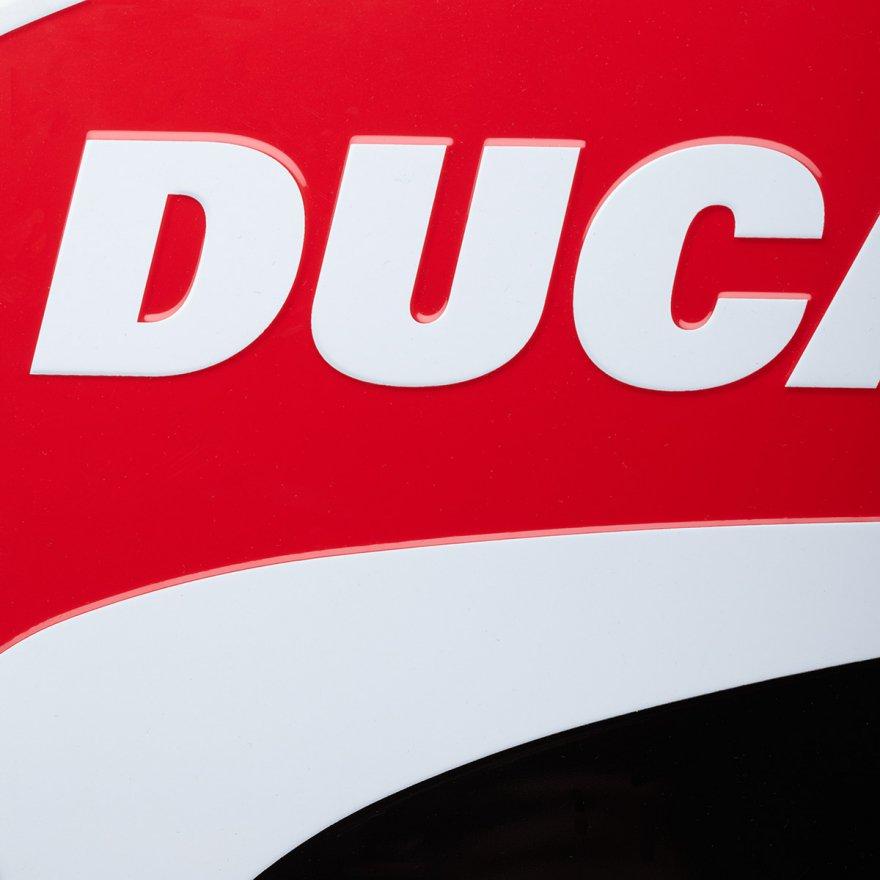 【DUCATI performance】Ducati Corse 金屬徽章 - 「Webike-摩托百貨」